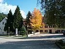 Središte Čabra, jesen