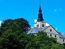 Čabranska crkva iz XVII stoljeća